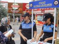 Kayseri Emniyet Müdürlüğü'nden dolandırıcılık olaylarına karşı uyarı