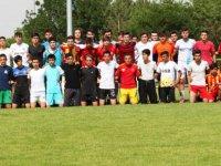 2019 Kayserispor alt yapı seçmeleri devam ediyor