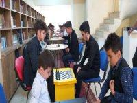 Kayseri Ülkü Ocakları Satranç Turnuvası Düzenledi