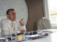 Necmettin Apaydın Kayserispor için Başkan adaylığını açıkladı