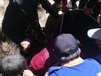 Şelaleden düşen gencin cesedine 3 gün sonra ulaşıldı