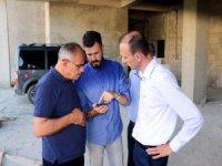 Yahyalı Devlet Hastanesi inşaatında çalışmalar hızla devam ediyor