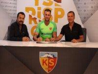Kilimli Belediyespor'da yetişti Galatasaray'da oynadı Kayserispor'a transfer oldu