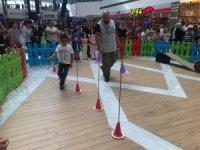KAYSERmall Outlet, çocukların tatil keyfini ikiye katlamaya devam ediyor