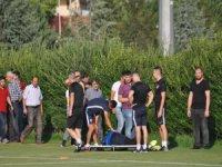 Lig başlamadan Kayserispor'da iki futbolcu sakatlandı