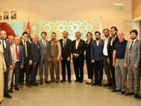 Ak Parti Melikgazi Teşkilatından Ankara'ya Çıkarma