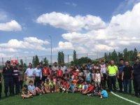 Felahiye'de Camiler Arası Futbol ve Voleybol Turnuvası sona erdi