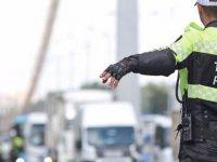 Kayseri'de 10 bin 910 araca trafik cezası kesildi