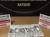 Kayseri'de Narkotik operasyonu: 12 gözaltı