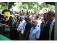 Halil Büyüknalbant'ın acı günü