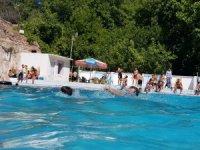 Develi'de Bu havuz 400 yıldır insanları serinletiyor