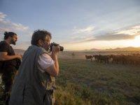 Ünlü fotoğrafçılar Koramaz Vadisi ve Hürmetçi Sazlığı'nı fotoğrafladı