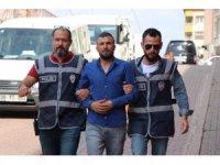 Bünyan Açık Ceza İnfaz Kurumundan firar eden Y.K. Buğdaylı'da yakalandı