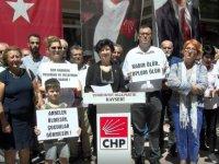 CHP Kayseri Kadın Kollarından kadın cinayetlerine tepki