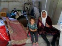 Kocasinan'da Evini su basan vatandaş yardım bekliyor