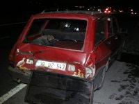 Kayseri'de trafik kazası 10 kişi yaralandı