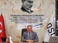 Başkan Nursaçan'ın Zafer Bayramı mesajı