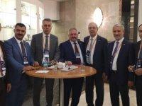OSB, Türkiye-ABD İş Çalışma Yemeğine Katıldı