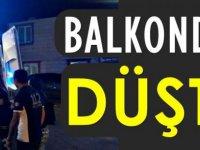 Köşk mahallesi'nde 5 yaşındaki Nazende 11. kattan düşerek yaşamını yitirdi