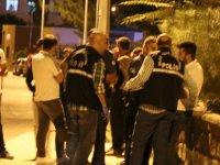 Kocasinan'da silahlı kavga: 2 yaralı
