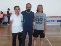 Yemliha'nın gururu genç kızlar Aksaray'a transfer oldular
