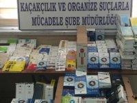Kayseri'de kaçak cep telefonu operasyonu