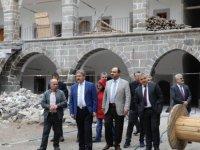 """Palancıoğlu: """"Tarihi eser ve yapıları koruyor ve kolluyoruz"""""""