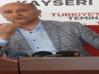 SP İlçe Başkanı Sinan Aktaş'tan Boğazköprü tepkisi