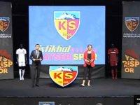 Kayserispor'a destek gecesi 80 bin 349 adet forma satıldı