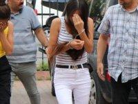 Kayseri'de hırsızlık olayında 19 kişi yakalandı