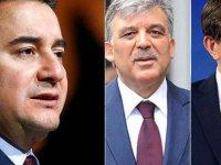 Gül'ün,Babacan'ın,Davutoğlu'nun Şer ittifakıyla birlik olmasına kızıyorum