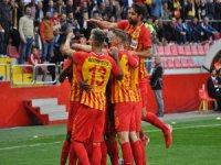 Kayserispor'un kupada rakibi Bayrampaşaspor