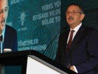 Özhaseki, CHP'nin belediyecilik anlayışını eleştirdi