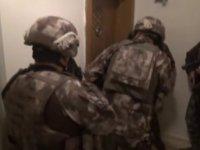 Kayseri'de YPG/PYD operasyonu: 4 gözaltı