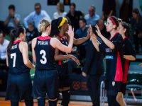 Bellona Kayseri, Euro Cup'a galibiyetle başladı