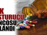 Kayseri'nin aylık uyuşturucu bilançosu açıklandı