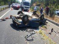 Kayseri'de yaşanan Kazalarda 5 kişi öldü, 501 kişi yaralandı