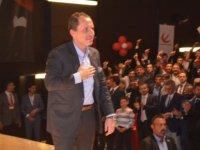 Yeniden Refah Partisi Kayseri İl Başkanlığı 1. Olağan Kongresini yaptı
