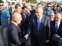 Cumhurbaşkanı Erdoğan'dan Kocasinan'a millet bahçesi