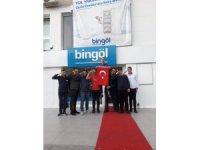 Bingöl Ticaret'ten Mehmetçiğe Selam