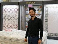 Halıcı Mustafa Boğazköprü'de Yeni Mağazasını Açtı