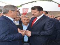"""Başkan Akay: """"Kayseri Şeker olarak biz Sivas ile iç içeyiz"""""""