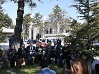 Osman Kavuncu Başkanımızı rahmet ve minnetle anıyoruz