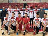 Melikgazi Belediyespor Voleybol Yıldız Takımı başarısı