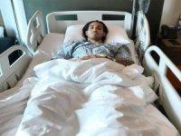 Kayserispor'lu futbolcusu Levent Gülen ameliyat oldu