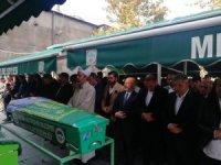 AK Parti Kayseri İl Başkan Yardımcısı Fatih Üzüm'ün acı günü