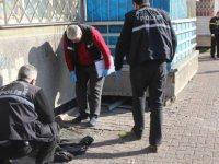 Kılıçaslan'da Polise saldıran zanlı yaralandı