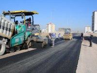 Mimarsinan Bahçelievler'de asfalt çalışmaları tamamlandı