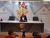 Kayserispor'da 3 Oyuncu Kadro Dışı Bırakıldı