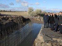 Mimarsinan OSB Su Baskınlarına Maruz Kalmayacak